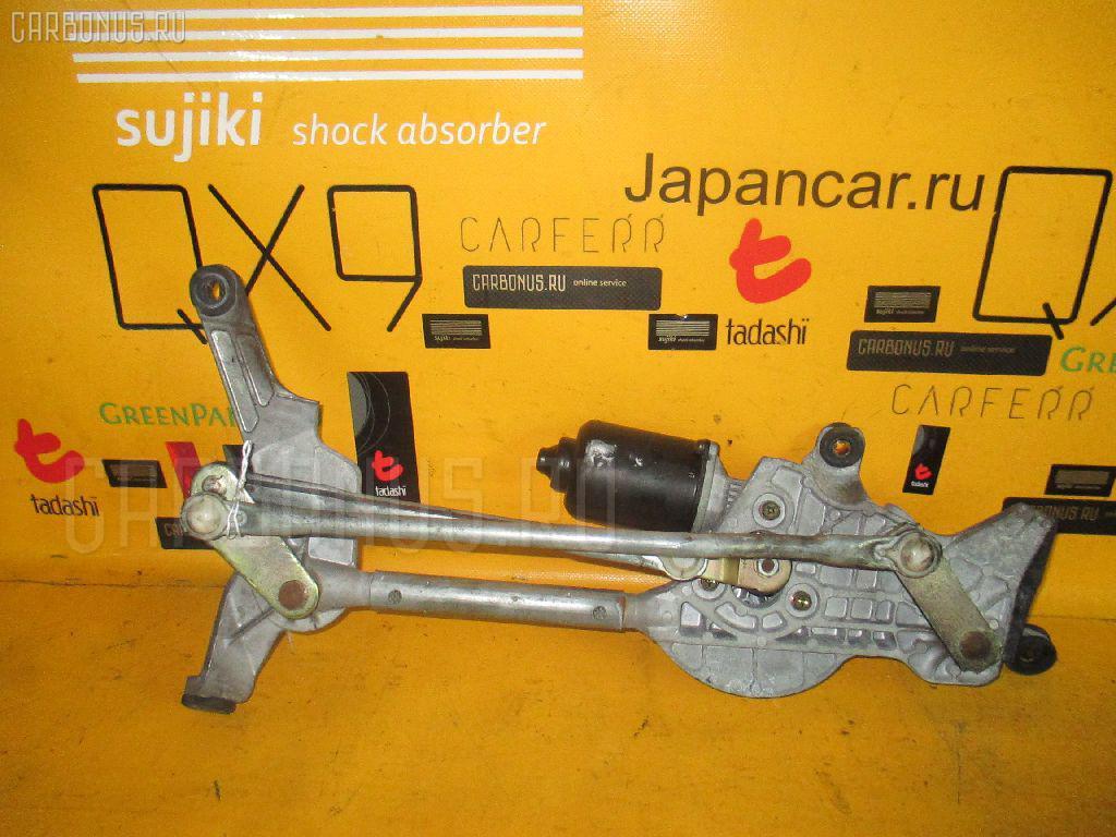 Мотор привода дворников TOYOTA ESTIMA ACR30W. Фото 2