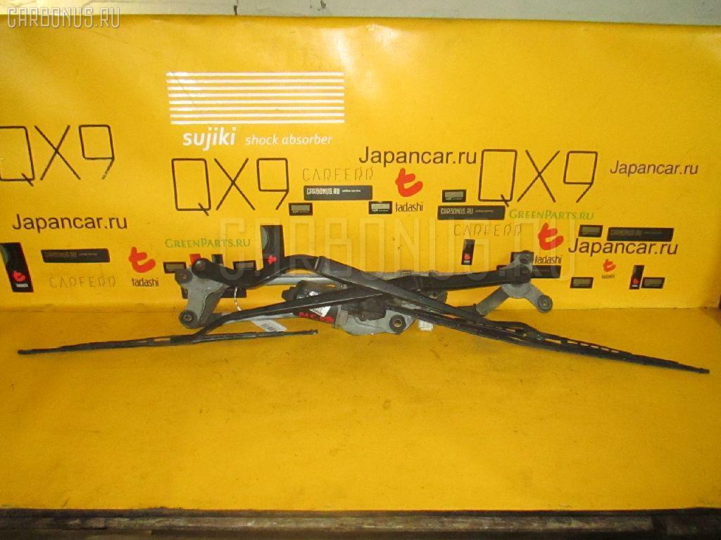 Мотор привода дворников TOYOTA WINDOM MCV21. Фото 4