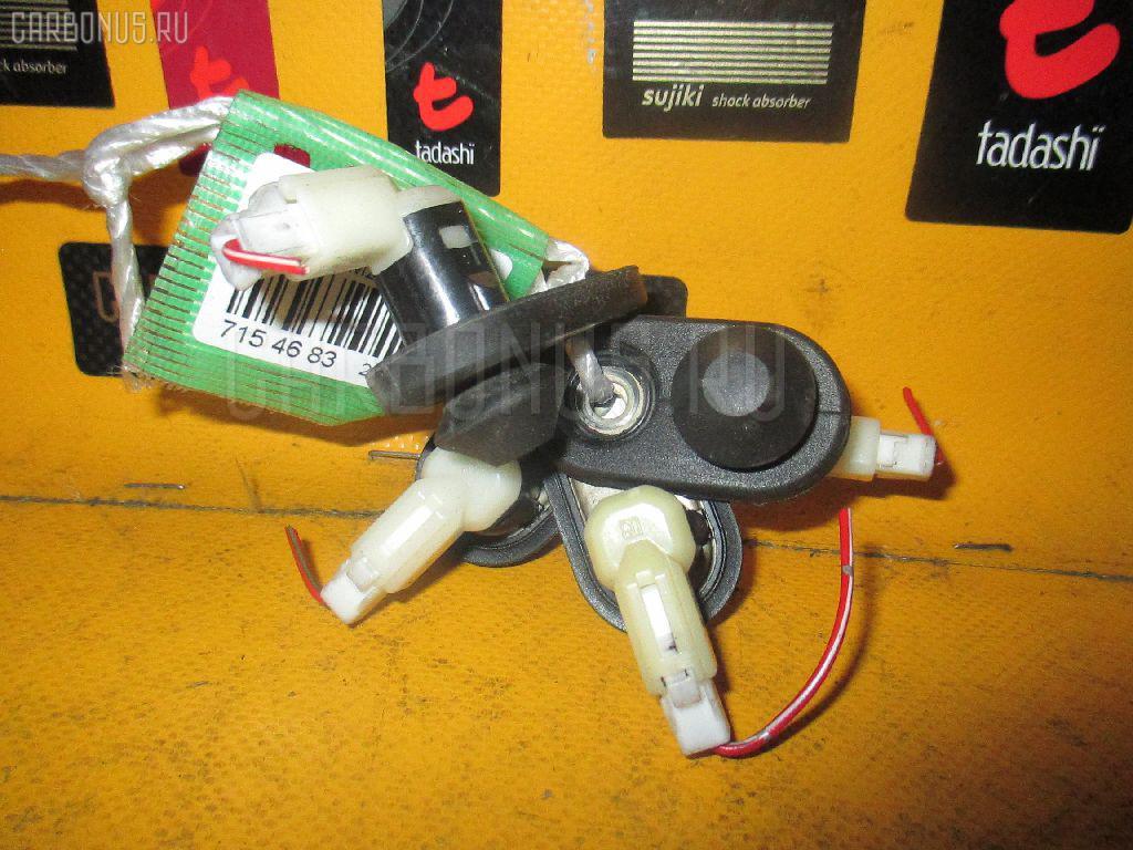 Выключатель концевой TOYOTA WINDOM MCV21 2MZ-FE Фото 1