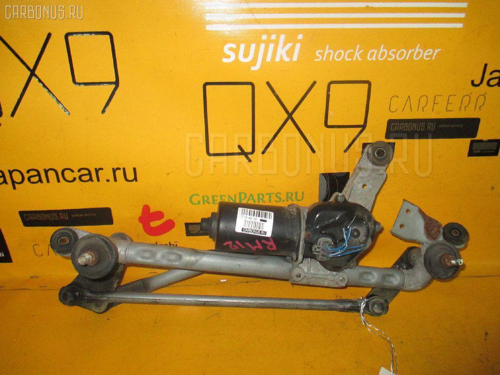Мотор привода дворников NISSAN LIBERTY PM12. Фото 2