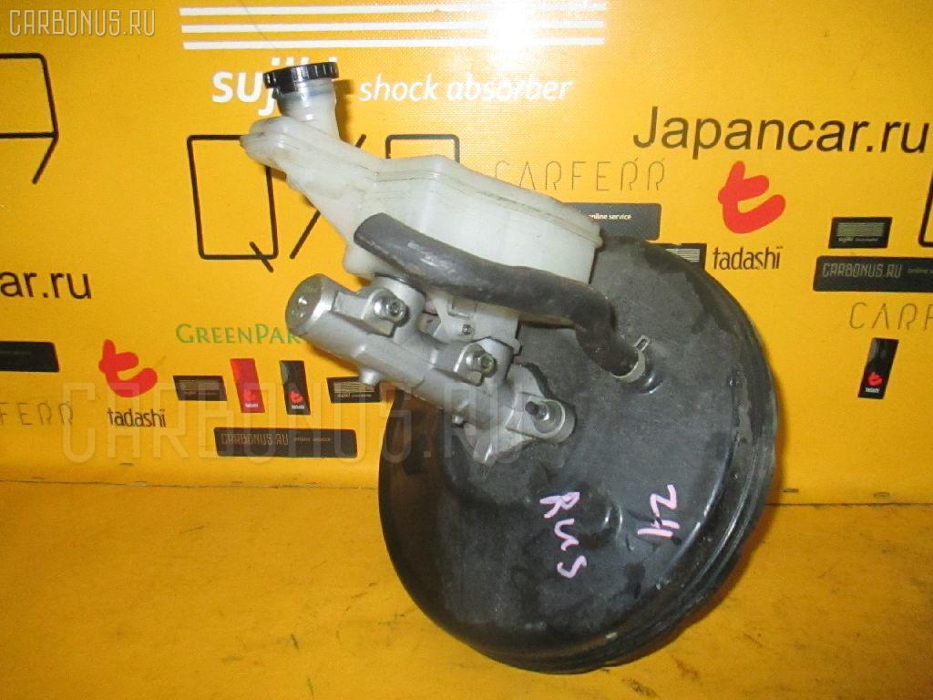 Главный тормозной цилиндр NISSAN CUBE BZ11 CR14DE. Фото 4