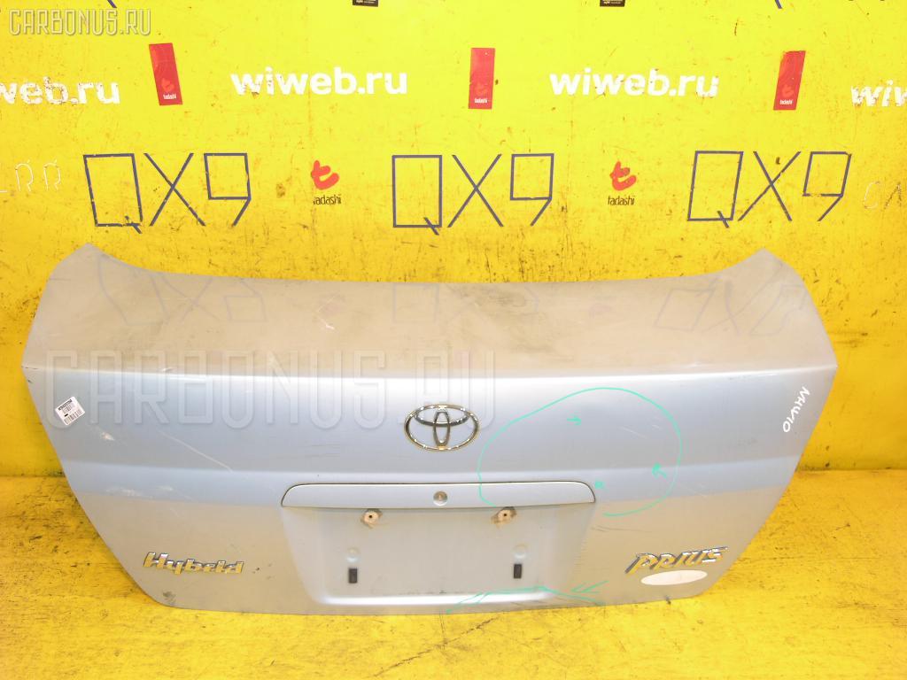 Крышка багажника TOYOTA PRIUS NHW10 Фото 2