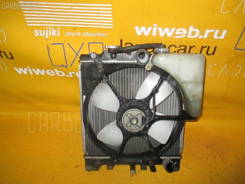 Радиатор ДВС HONDA HR-V GH3 D16A Фото 4