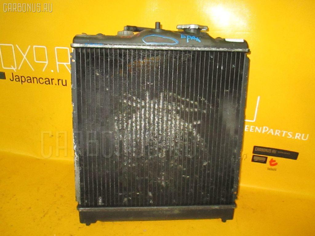 Радиатор ДВС HONDA HR-V GH3 D16A Фото 2