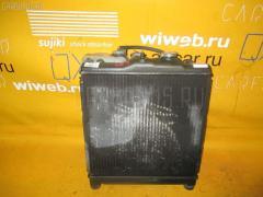 Радиатор ДВС HONDA HR-V GH3 D16A Фото 3