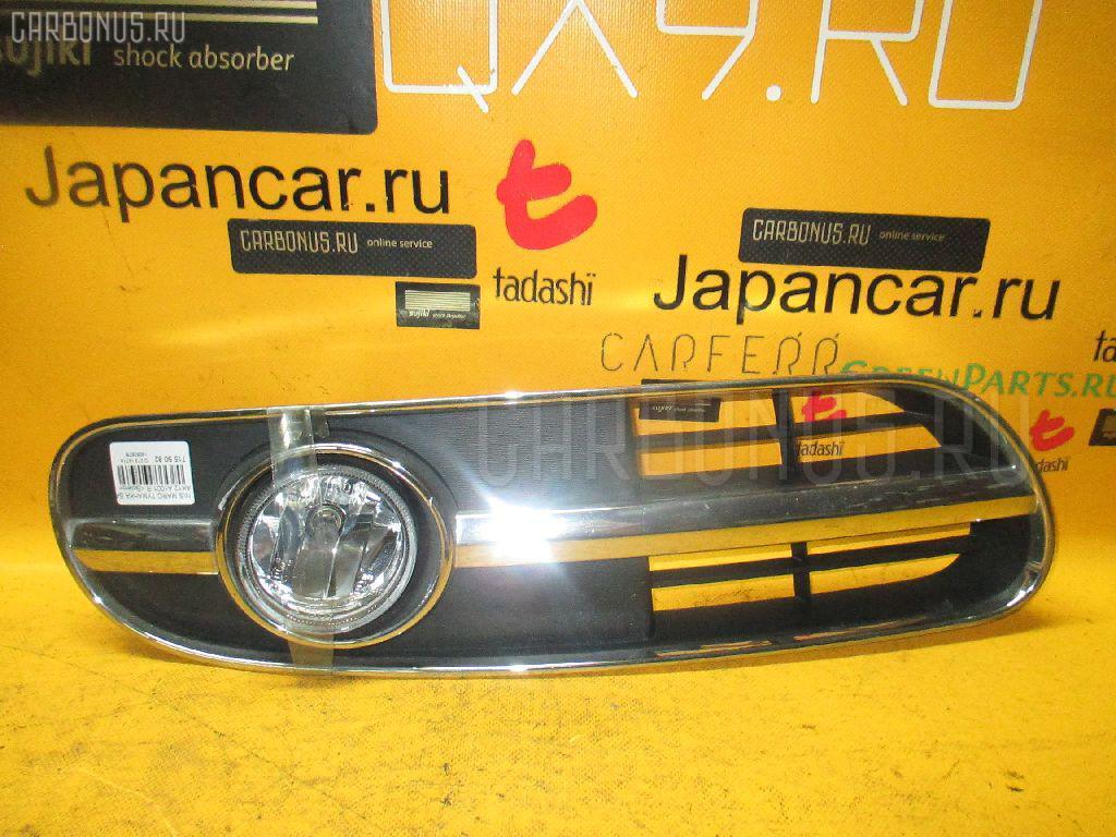 Туманка бамперная Nissan March AK12 Фото 1
