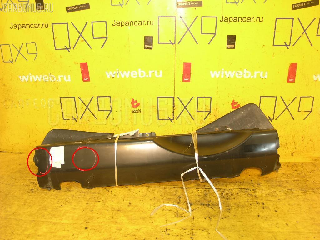 Бампер MITSUBISHI PAJERO MINI H58A Фото 1