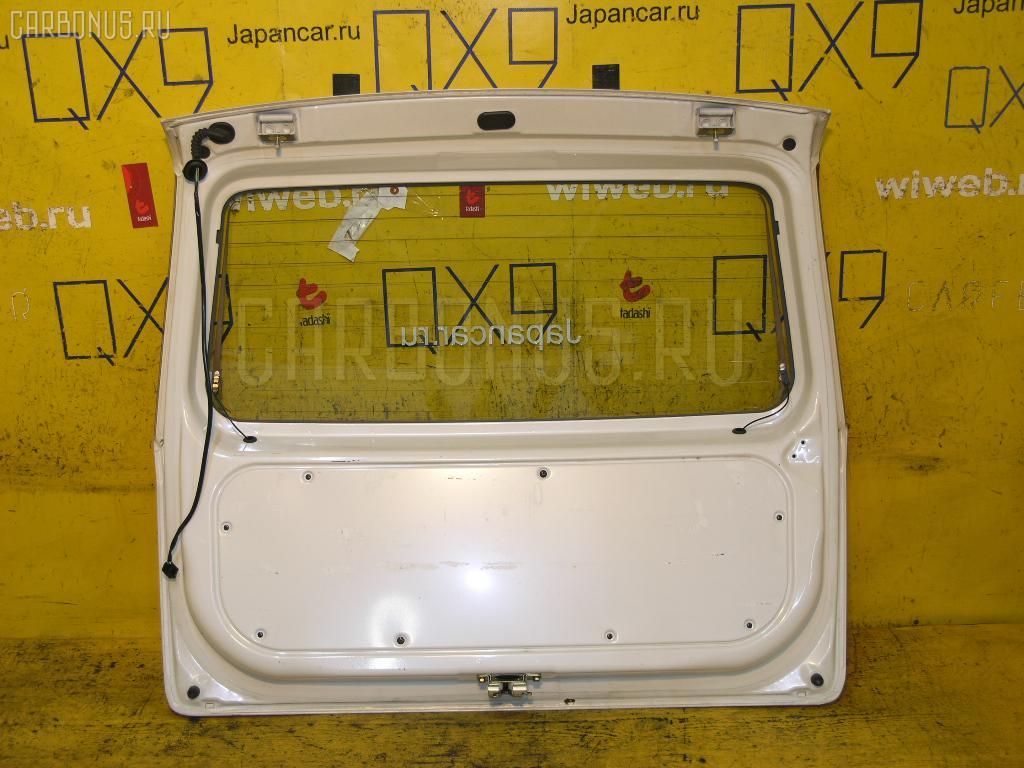 Дверь задняя DAIHATSU MIRA L250V Фото 2