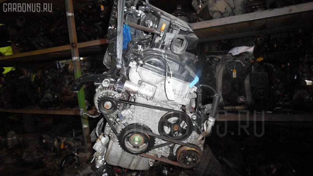 Двигатель SUZUKI PALETTE MK21S K6A Фото 4
