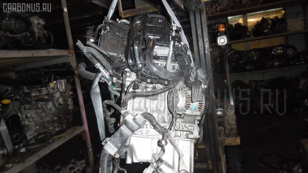 Двигатель SUZUKI PALETTE MK21S K6A Фото 5
