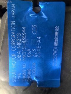 Двигатель Suzuki Palette MK21S K6A Фото 7