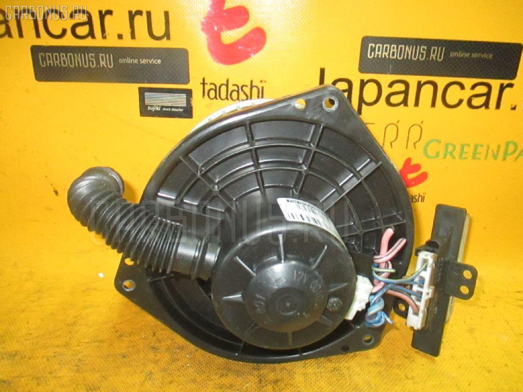 Мотор печки NISSAN BLUEBIRD QU14 Фото 1