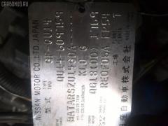 б/у Двигатель NISSAN BLUEBIRD QU14 QG18DE