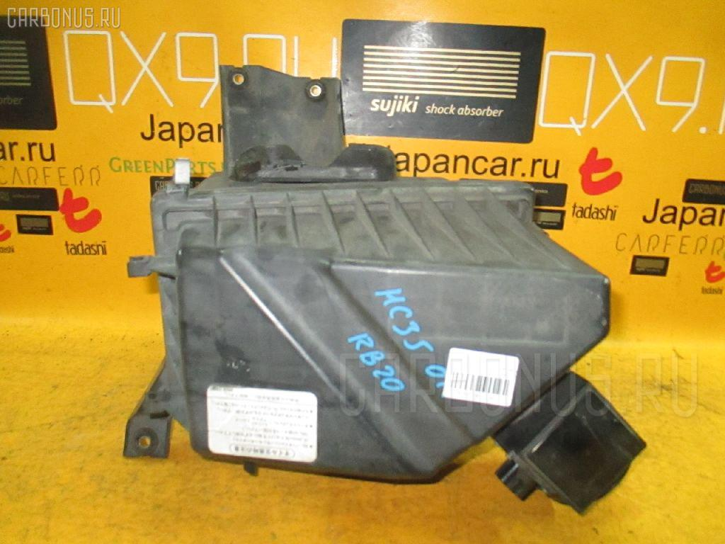 Корпус воздушного фильтра Nissan Laurel HC35 RB20DE Фото 1
