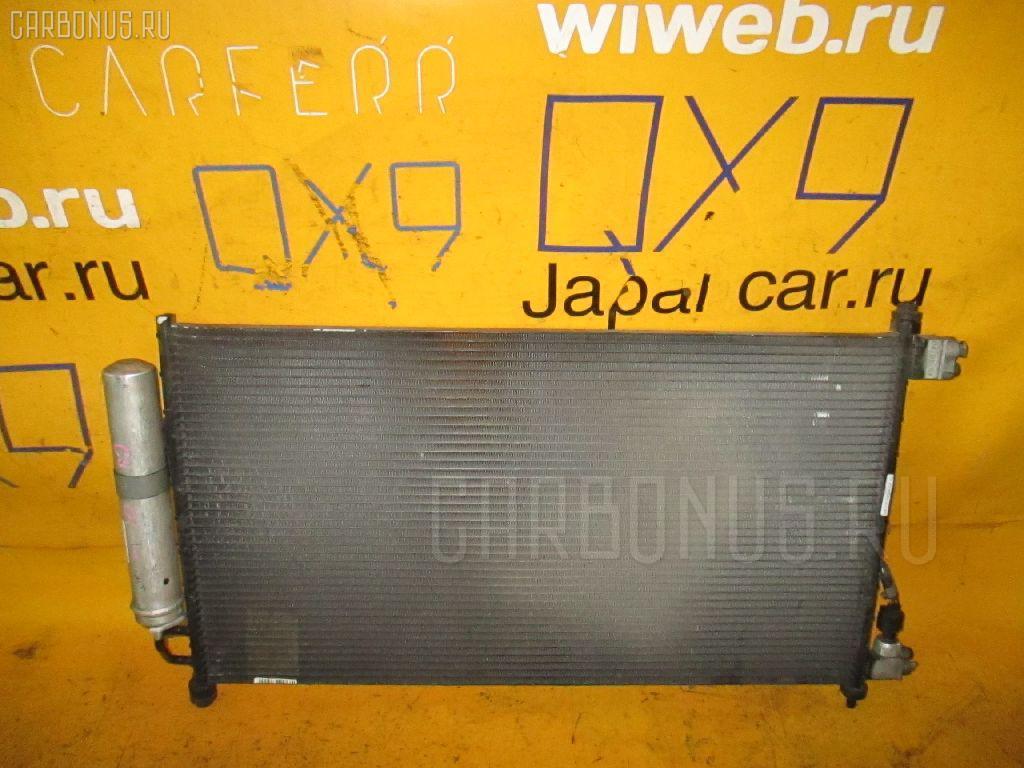 Радиатор кондиционера NISSAN TIIDA C11 HR15DE Фото 2