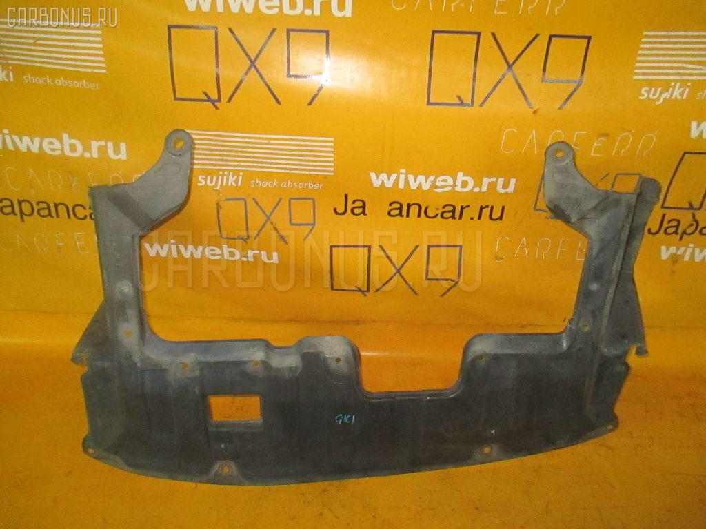 Защита двигателя HONDA MOBILIO SPIKE GK1 L15A. Фото 11