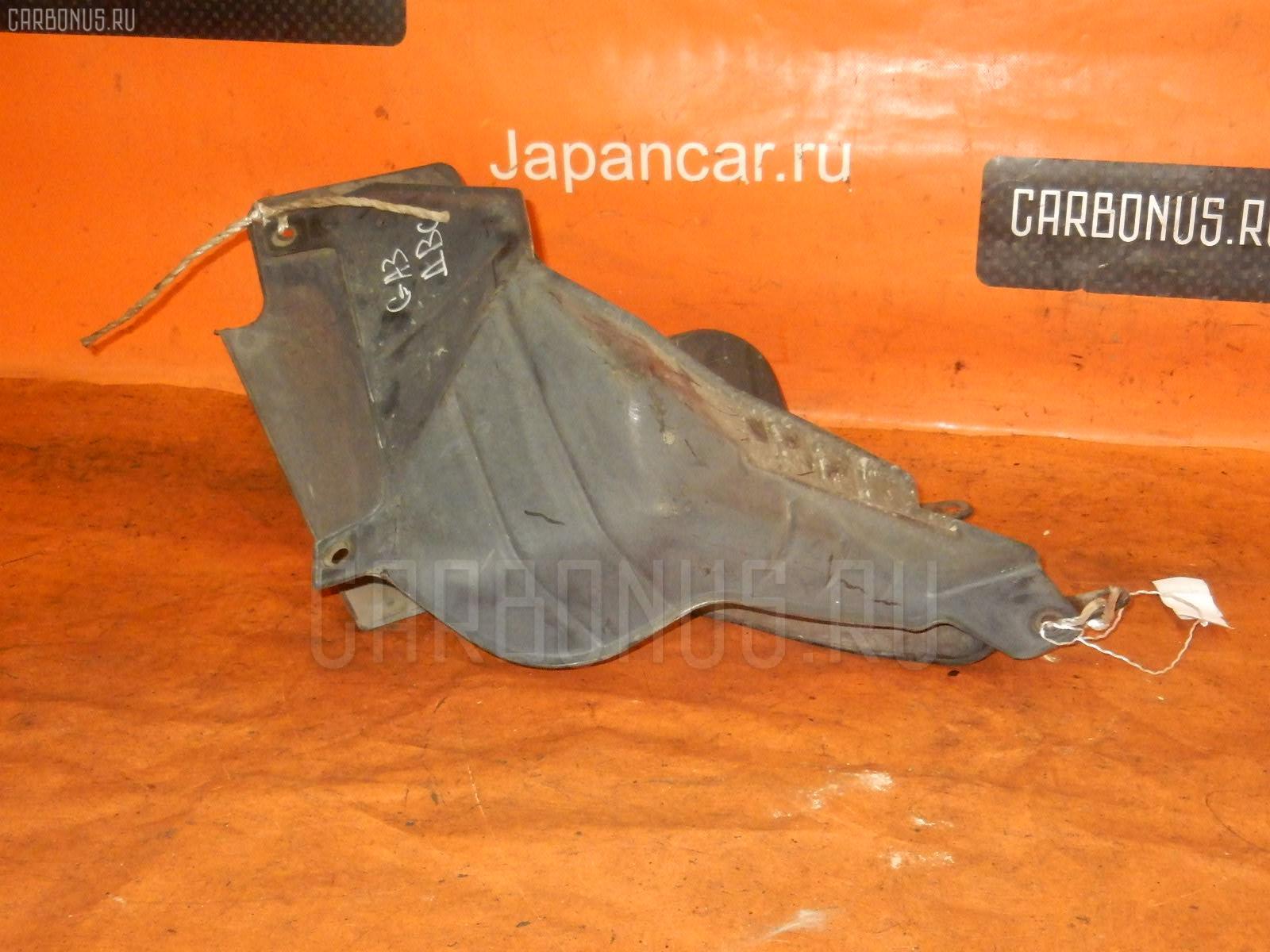 Защита двигателя HONDA LOGO GA3 D13B. Фото 2