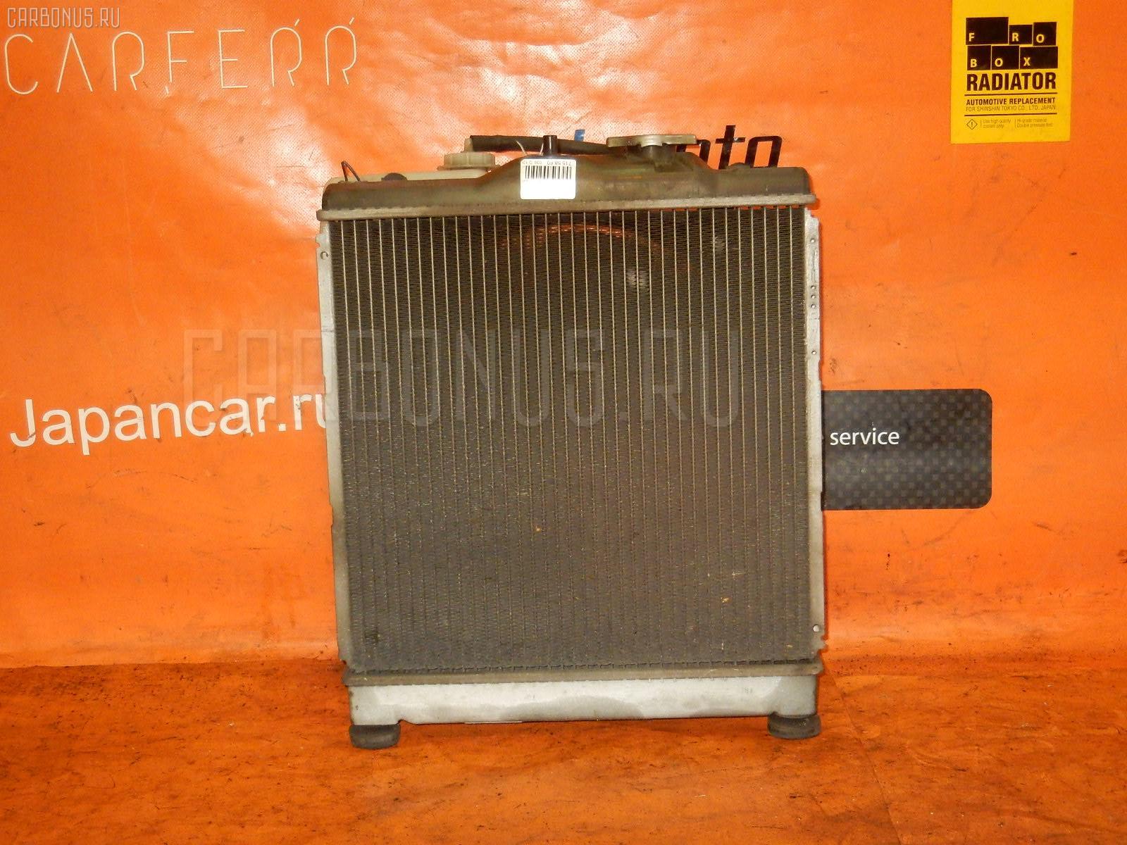 Радиатор ДВС HONDA HR-V GH3 D16A. Фото 10