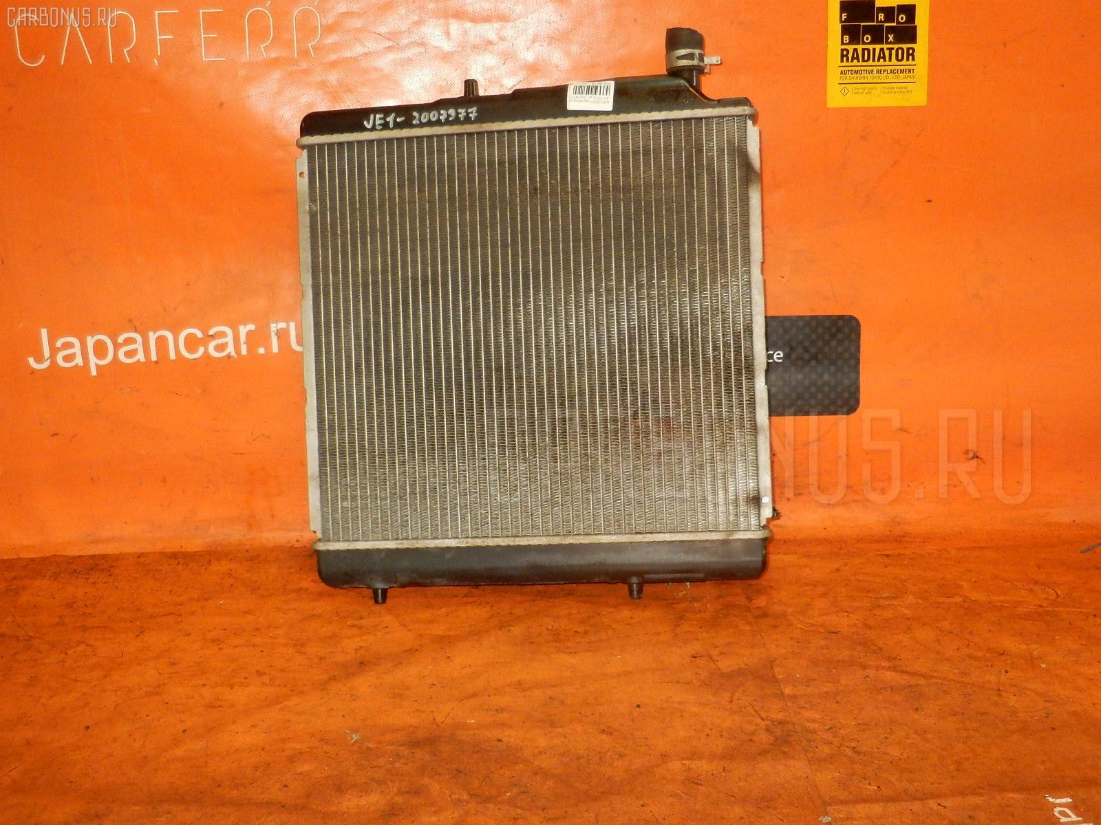 Радиатор ДВС HONDA ZEST JE1 P07A Фото 2
