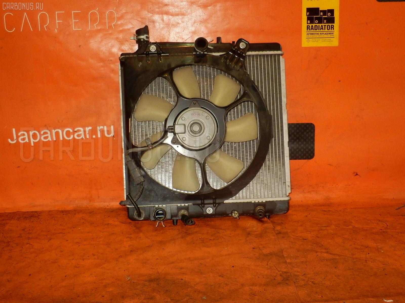 Радиатор ДВС HONDA ZEST JE1 P07A Фото 1