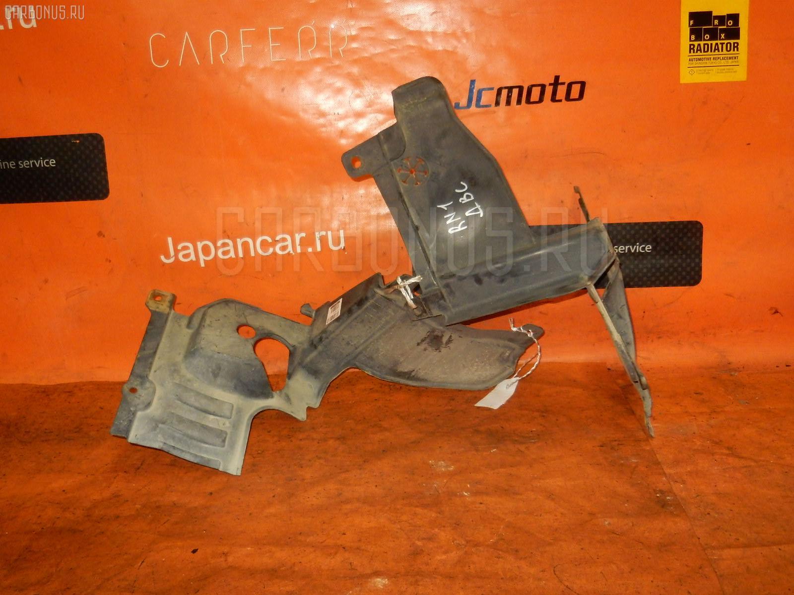 Защита двигателя HONDA STREAM RN1 D17A. Фото 4