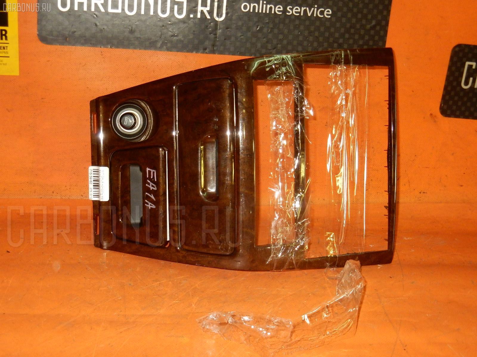 Консоль магнитофона MITSUBISHI GALANT EA1A Фото 1