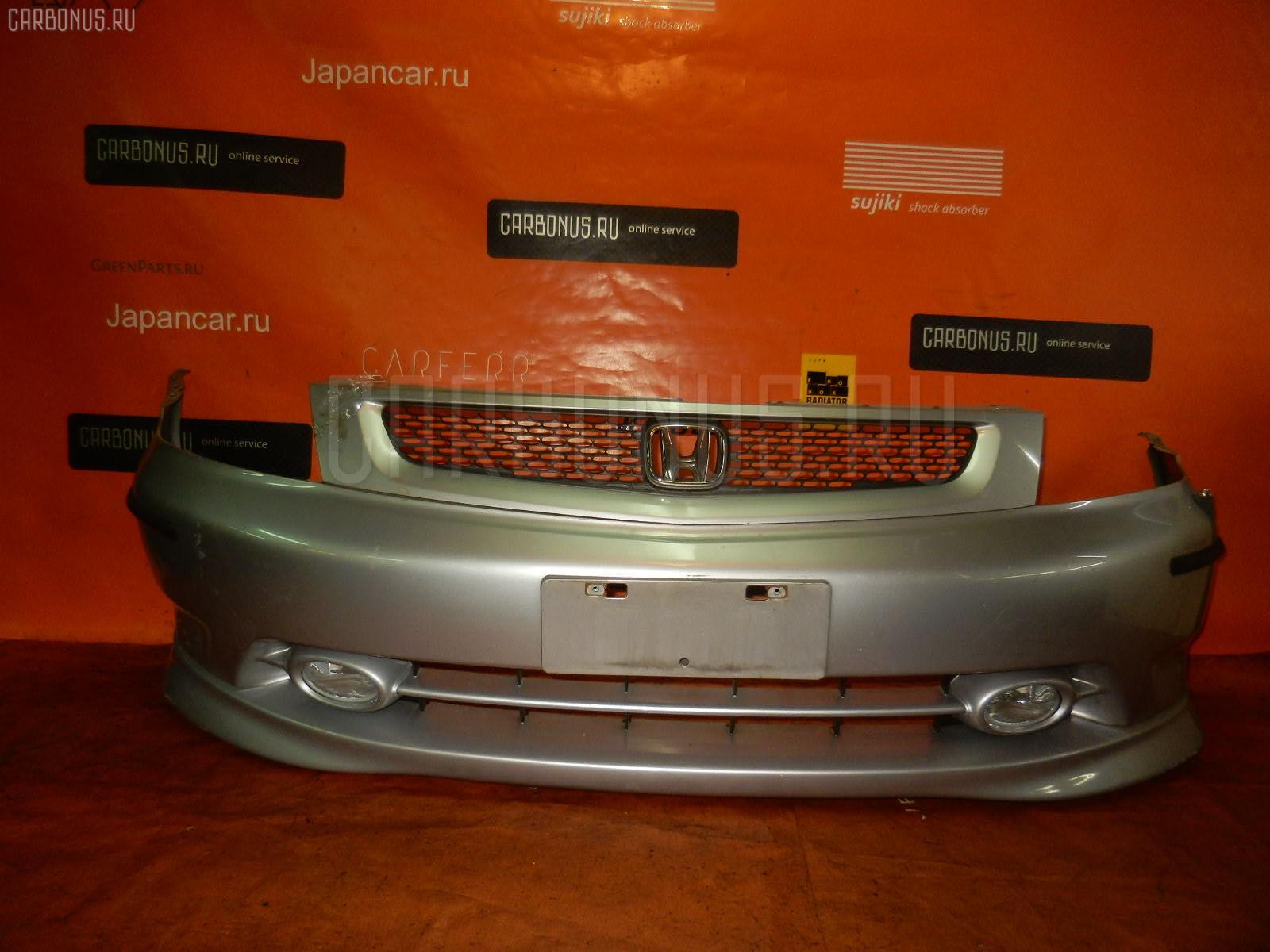 Бампер Honda Stream RN4 Фото 1