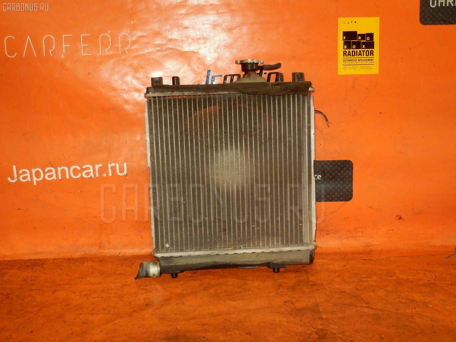 Радиатор ДВС NISSAN MOCO MG22S Фото 2