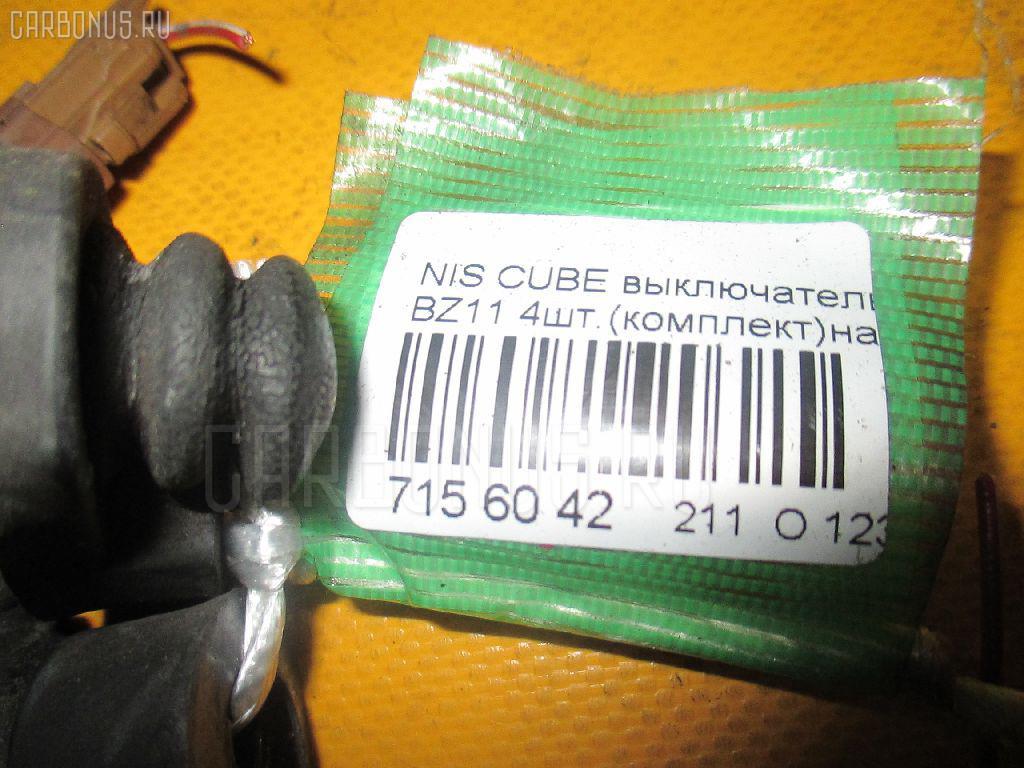 Выключатель концевой NISSAN CUBE BZ11 Фото 2