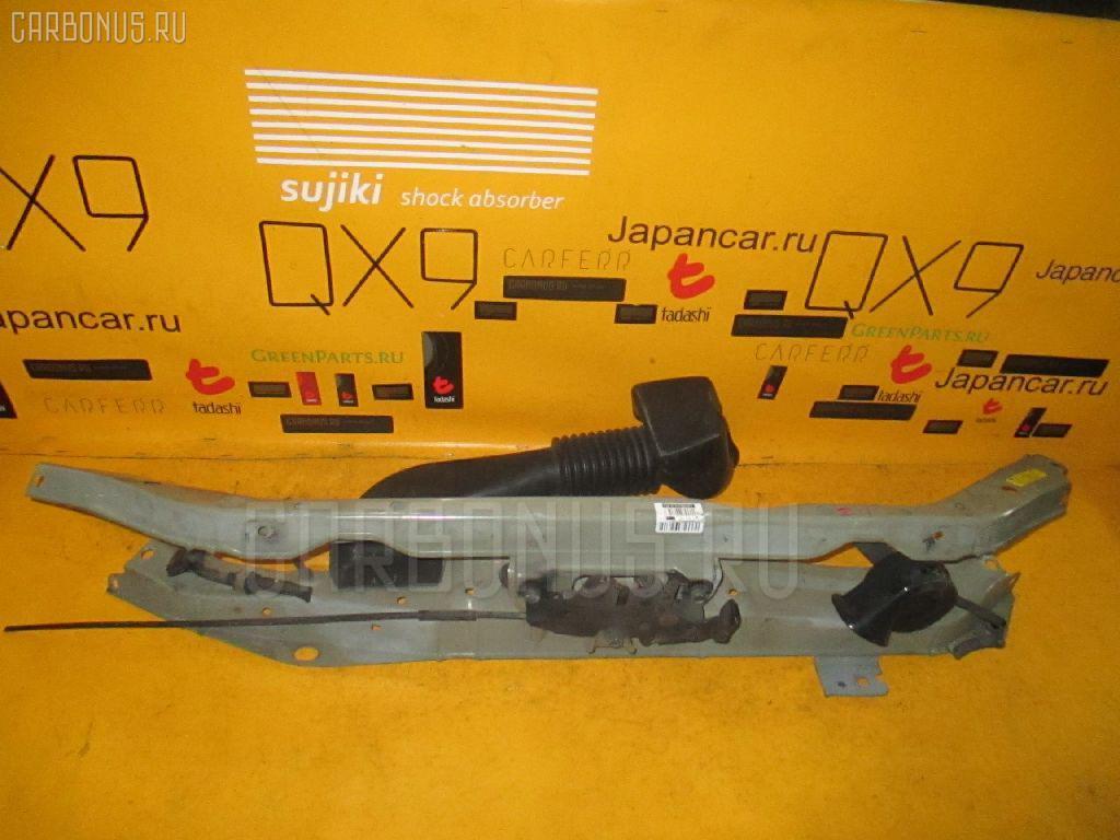 Планка телевизора NISSAN CUBE BZ11 CR14DE. Фото 8