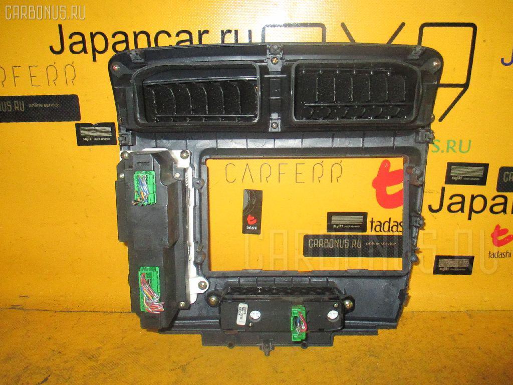 Блок управления климатконтроля HONDA CIVIC EU1 D15B. Фото 7
