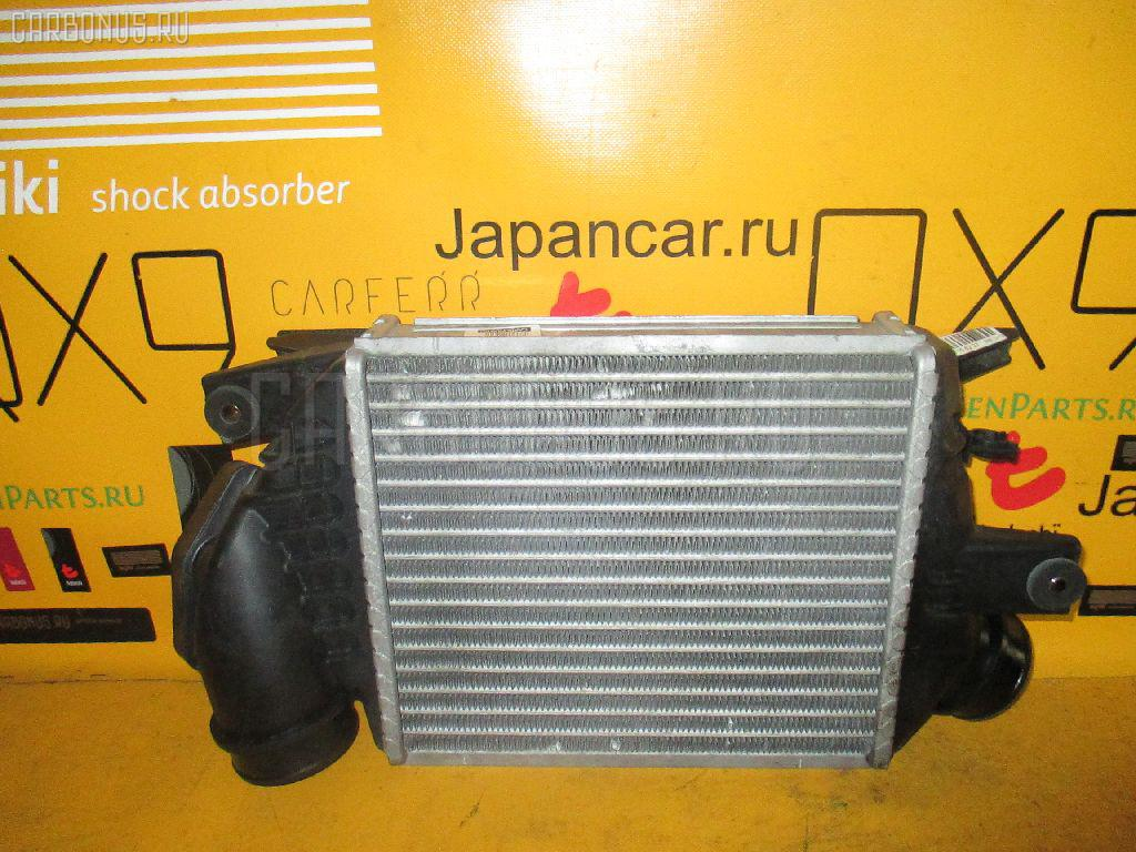 Радиатор интеркулера SUBARU LEGACY WAGON BP5 EJ20XDXBJE. Фото 1