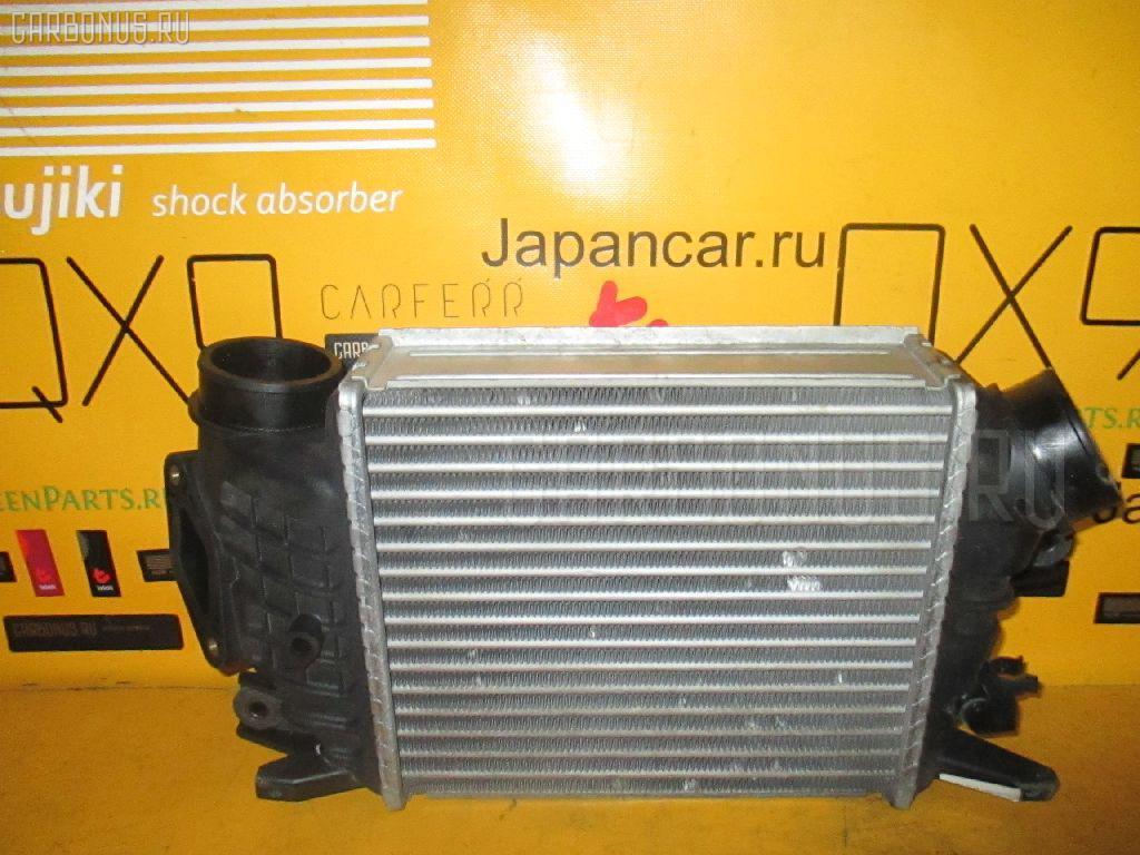 Радиатор интеркулера SUBARU LEGACY WAGON BP5 EJ20XDXBJE. Фото 2