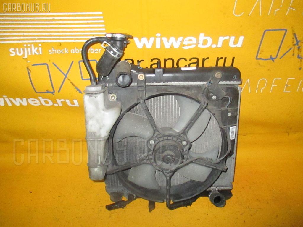 Радиатор ДВС HONDA FIT GD3 L15A. Фото 8