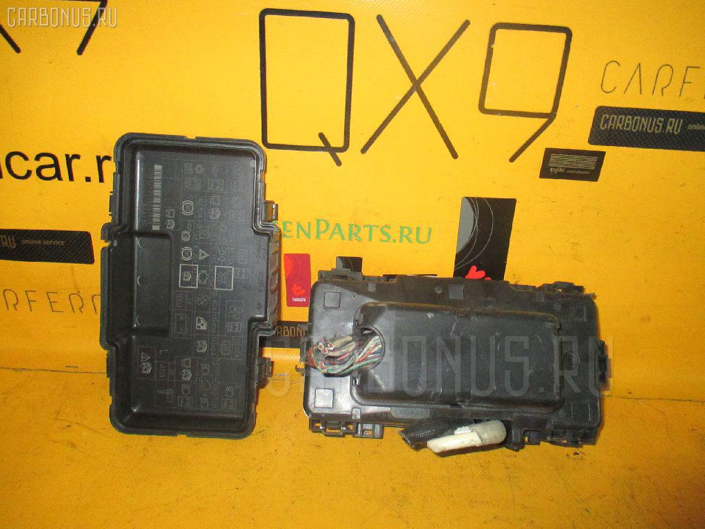 Блок предохранителей HONDA STREAM RN3 K20A. Фото 4