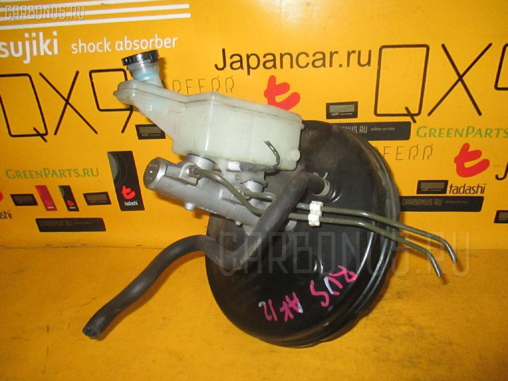Главный тормозной цилиндр NISSAN MARCH AK12 CR12DE Фото 3