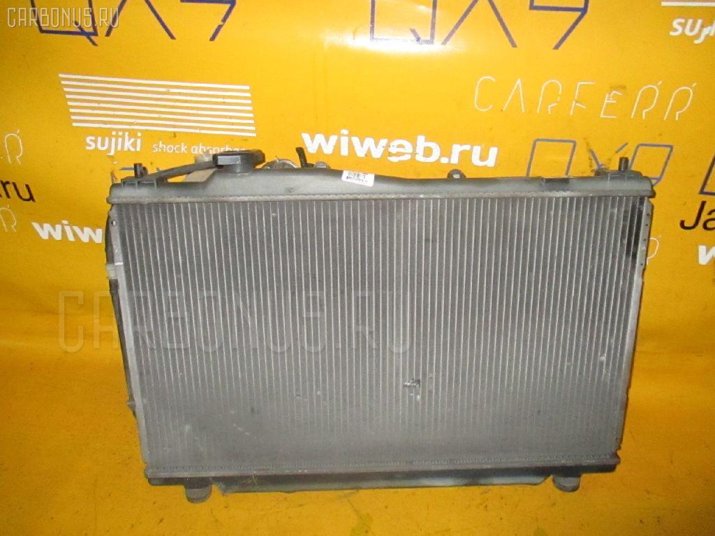Вентилятор радиатора ДВС HONDA STREAM RN1 D17A. Фото 4