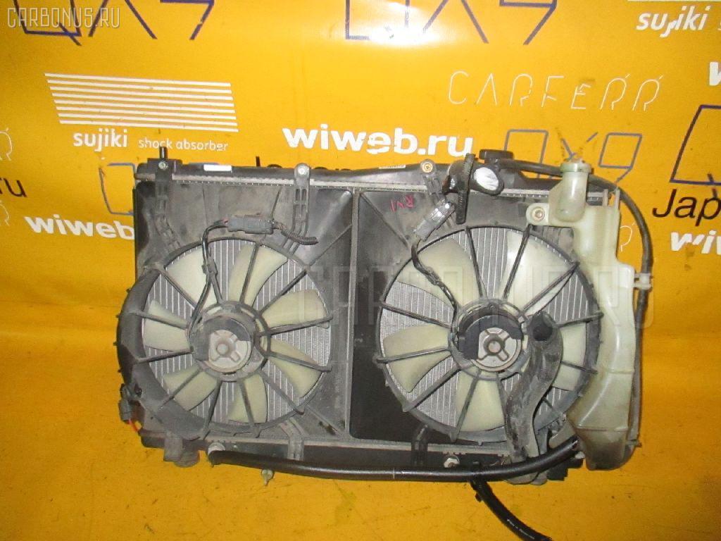 Вентилятор радиатора ДВС HONDA STREAM RN1 D17A. Фото 5