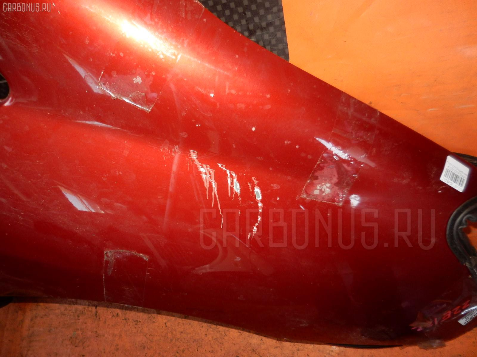 Крыло переднее TOYOTA COROLLA SPACIO ZZE122N. Фото 4