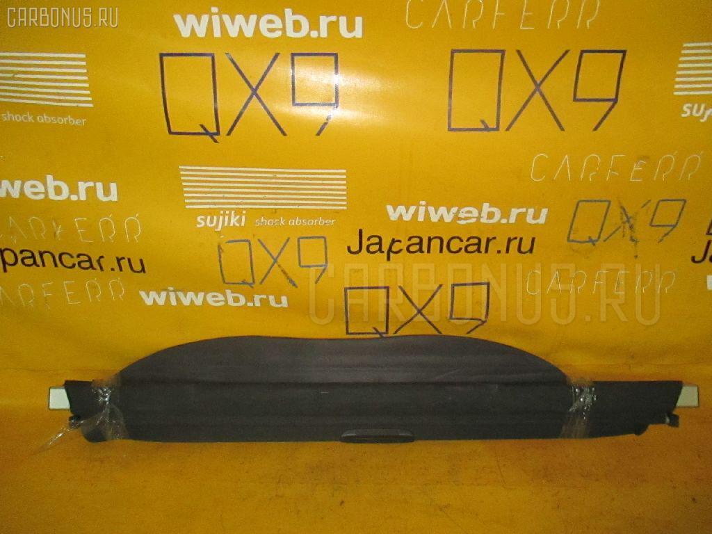 Шторка багажника SUBARU LEGACY WAGON BP5. Фото 11