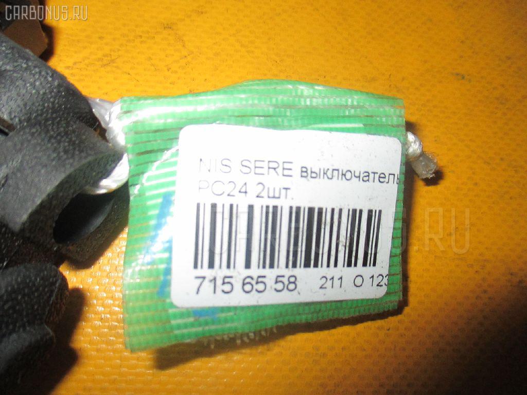Выключатель концевой NISSAN SERENA PC24 Фото 2