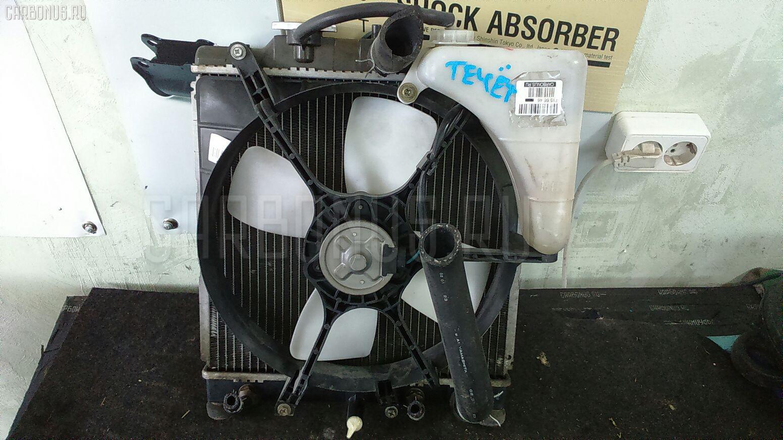 Радиатор ДВС HONDA HR-V GH2 D16A Фото 1