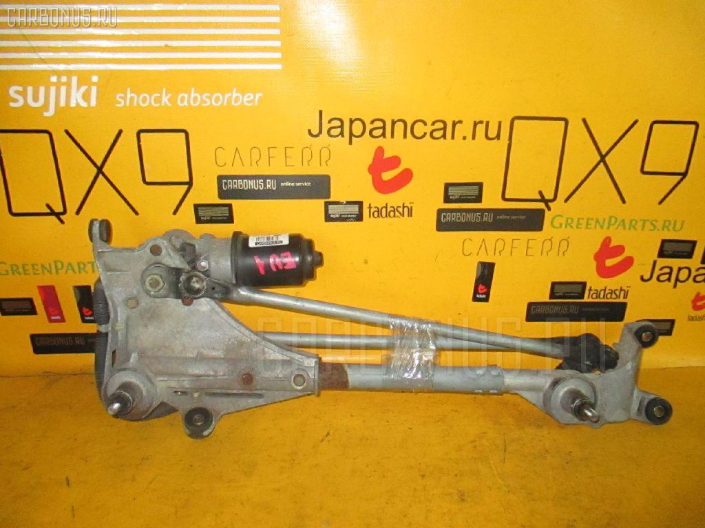 Мотор привода дворников HONDA CIVIC EU1 Фото 2