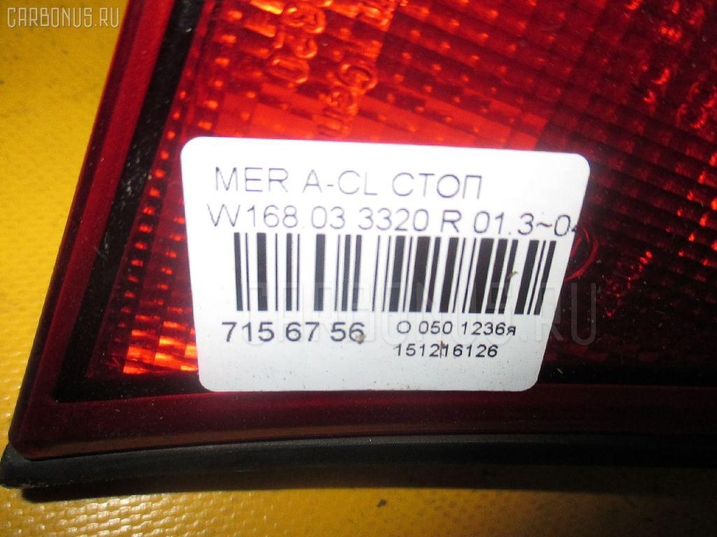 Стоп MERCEDES-BENZ A-CLASS W168.033 Фото 3