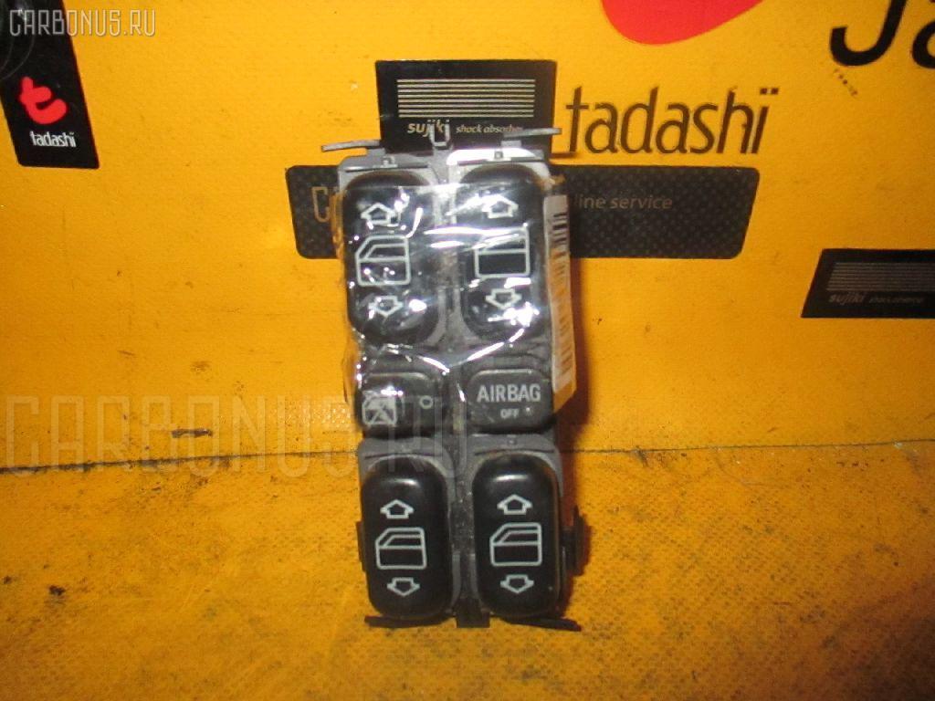Блок упр-я стеклоподъемниками MERCEDES-BENZ A-CLASS W168.033 Фото 2