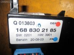 Блок управления климатконтроля MERCEDES-BENZ A-CLASS W168.033 166.960 Фото 1