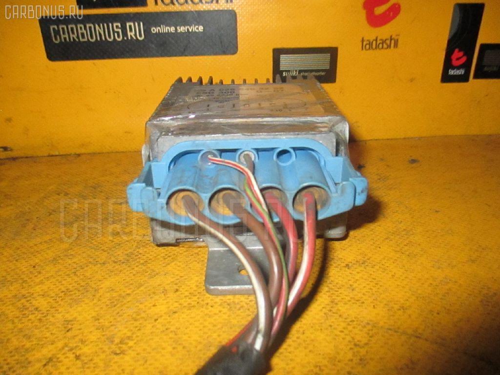 Блок управления вентилятором MERCEDES-BENZ A-CLASS W168.033 166.960. Фото 5