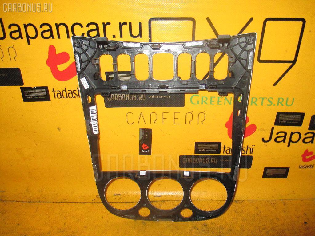 Консоль магнитофона Mercedes-benz A-class W168.033 Фото 1