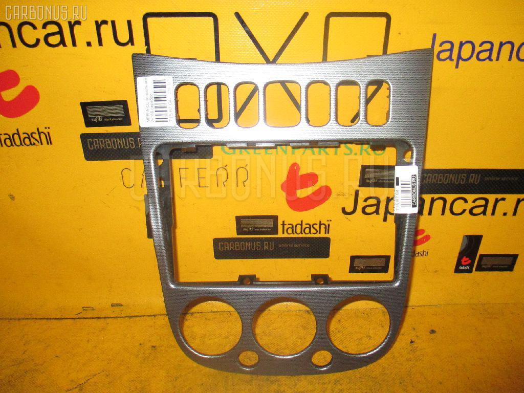 Консоль магнитофона MERCEDES-BENZ A-CLASS W168.033 Фото 2