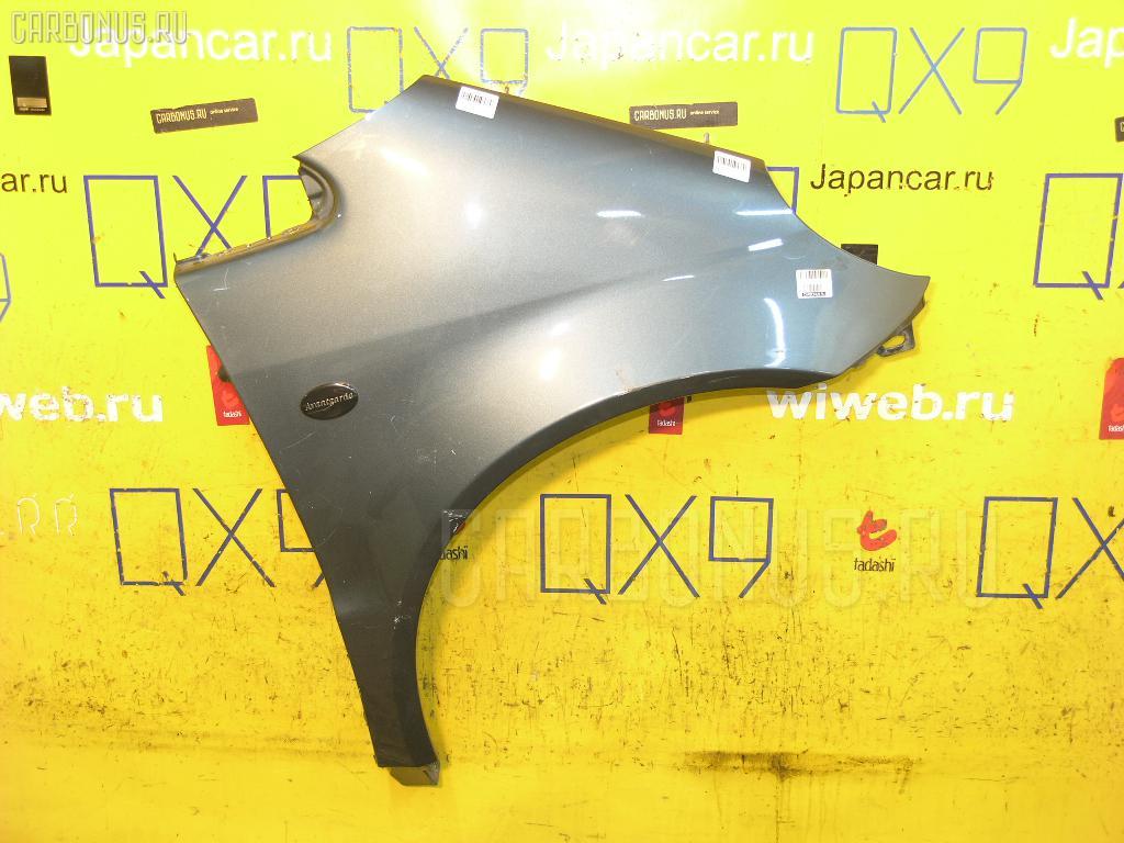 Крыло переднее MERCEDES-BENZ A-CLASS W168.033. Фото 8